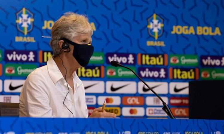 Técnica da seleção feminina chama 25 atletas para amistosos na Espanha   Foto: Lucas Figueiredo   CBF - Foto: Lucas Figueiredo   CBF