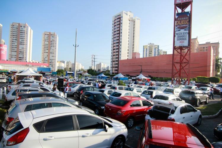Com 39.950 vendas de usados e seminovos em abril, a Bahia é o estado com maior comercialização do Nordeste - Foto: Divulgação