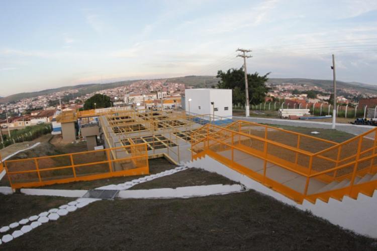 Ampliação do sistema de abastecimento irá beneficiar mais de 60 mil baianos   Foto: Fernando Vivas   Gov-BA - Foto: Fernando Vivas   GOVBA