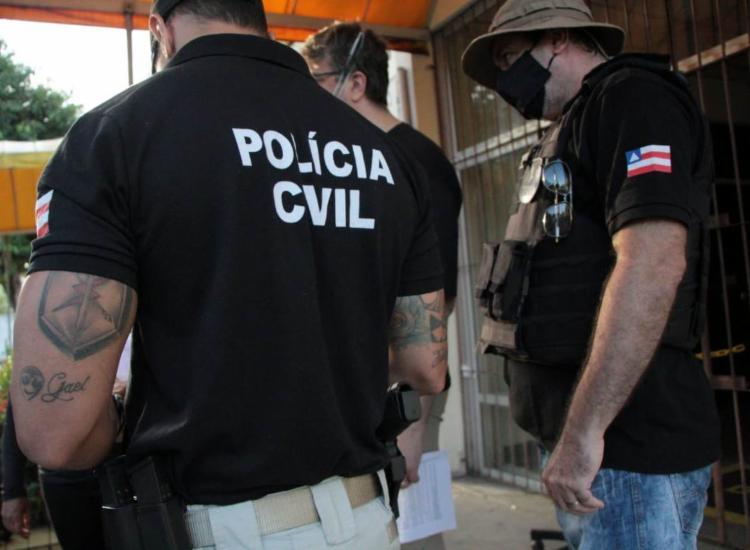 Prisão aconteceu no município de Formosa | Foto: Divulgação | PC-BA - Foto: Divulgação | PC-BA