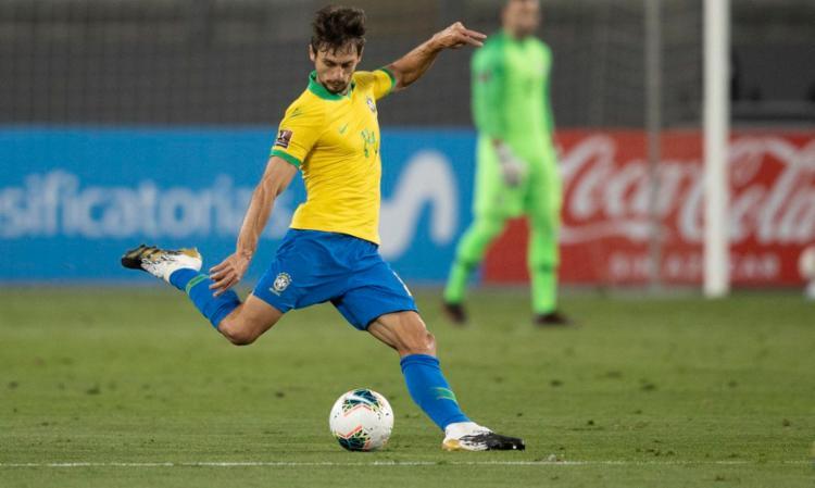 Zagueiro se apresenta à Seleção nesta segunda-feira   Lucas FIgueiredo   CBF - Foto: Lucas FIgueiredo   CBF