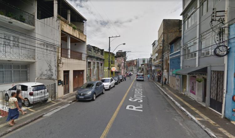 Agentes de trânsito e transporte vão intensificar a atuação na via   Foto: Reprodução   Google Street View - Foto: Reprodução   Google Street View