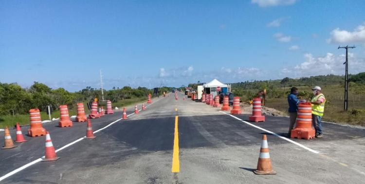 Obras de drenagem seguem dentro do cronograma até o mês de junho | Foto: Divulgação - Foto: Divulgação