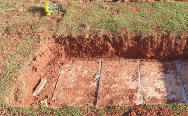 Restos mortais de outro corpo foram encontrados no local | Foto: Reprodução - Foto: Reprodução