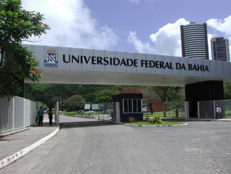 A Ufba vem sofrendo com os constantes cortes orçamentários do governo Bolsonaro - Foto: Divulgação