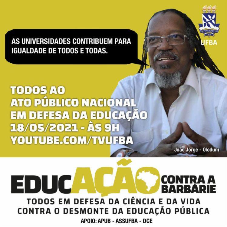 João Jorge - Olodum