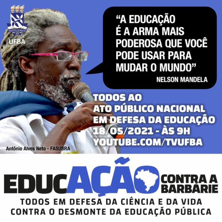 Antônio Alves Neto - FASUBRA