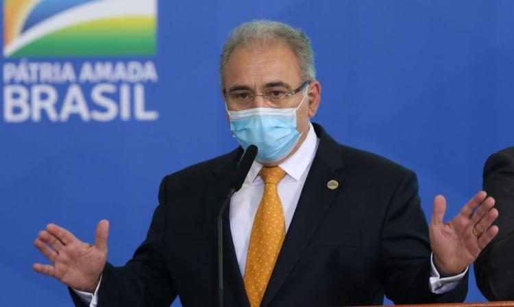 Ministro da Saúde visitou Instituto Bio-Manguinhos da Fiocruz no Rio | Foto: Fabio Rodrigues Pozzebom | Agência Brasil - Foto: Fabio Rodrigues Pozzebom | Agência Brasil