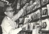 A TARDE Memória destaca a batalha de Rodolfo Cavalcante em defesa da poesia popular | Foto: Data: 11/5/1977. Foto: Cedoc A TARDE