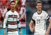 Alemanha derrota Portugal e segue viva na Eurocopa | Foto: Reprodução