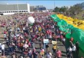 Manifestantes fazem atos contra governo Bolsonaro em diversas cidades do país | Foto: Reprodução: Jornalistas Livres
