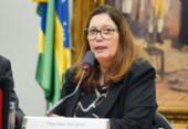 Bia Kicis quer aprovar voto impresso na Câmara no início de julho | Foto: Divulgação | Câmara dos Deputados