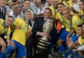 Bolsonaro confirma que Brasil será sede da Copa América 2021 | Foto: Divulgação | Copa América 2019