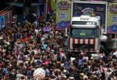 Prefeitura de Salvador diz que evento-teste não tem relação com Réveillon e Carnaval | Foto: Raul Spinassé I Ag. A Tarde