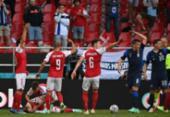 Médicos do futebol detalham como salvar vidas de atletas em caso de mal súbito | Foto: Jonathan Nackstrand | AFP | POOL