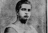 Nas Olímpiadas realizadas após a I Guerra, o goleiro Mangangá foi destaque da equipe brasileira de polo | Foto: Cedoc A TARDE