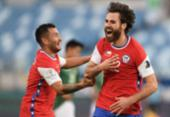 Chile supera Bolívia e consegue primeira vitória na Copa América | Foto: