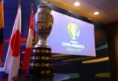 Segurança do Uruguai na Copa América é preso por assediar brasileira | Foto: Lucas Figueiredo | CBF
