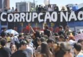 Brasil cai para 6ª posição em ranking de combate a corrupção, diz pesquisa | Foto: Antônio Cruz | Agência Brasil