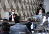 Sócio de intermediária da Covaxin não responde intimação e CPI pretende solicitar condução coercitiva | Foto: Edilson Rodrigues | Agência Senado