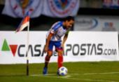 Dado admite preocupação com forma física de atletas para duelo | Foto: Felipe Oliveira | EC Bahia