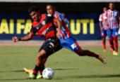 Ba-Vi termina empatado sem gols na abertura do Brasileirão de Aspirantes | Foto: Felipe Oliveira | EC Bahia