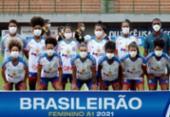 Lanterna: Bahia perde para o Avaí Kindermann e se complica no Campeonato Brasileiro Feminino | Foto: Divulgação | E.C.Bahia