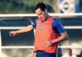 Com treino tático, Bahia encerra preparação visando o Vila Nova-GO | Foto: Felipe Oliveira | EC Bahia