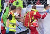 Eriksen se pronuncia pela primeira vez após mal súbito durante jogo da Eurocopa | Foto: