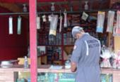 Bombeiros iniciam fiscalização em lojas de fogos de artifício no interior da Bahia | Foto: Divulgação | Corpo de Bombeiros