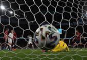 Inglaterra bate Rep. Tcheca e vai às oitavas da Eurocopa como líder do Grupo D | Foto: Justin Tallis | AFP