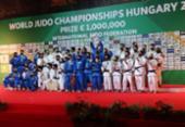 Judô: Brasil bate Rússia e fatura o bronze por equipes no Mundial | Foto: Divulgação | CBJ