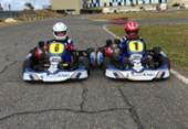 Kartódromo de Lauro de Freitas promove evento para atrair jovens pilotos | Foto: Divulgação