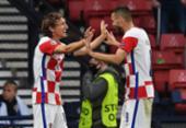 Croácia vence Escócia e avança às oitavas da Eurocopa | Foto: Paul Ellis | AFP