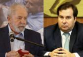 Após expulsão do DEM, Rodrigo Maia se oferece para ajudar Lula em 2022 | Foto: Marcelo Camargo | Agência Brasil