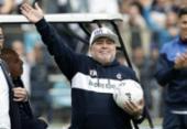 Primeiro suspeito da morte de Maradona, enfermeiro depõe ao Ministério Público na Argentina | Foto: AFP