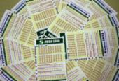 Ninguém acerta a Mega-Sena e prêmio acumula em R$ 7 milhões | Foto: