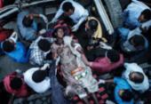Ataque a mercado etíope deixa 64 mortos e 180 feridos | Foto: Yasuyoshi Chiba | AFP