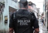 Suspeito morre e drogas são apreendidas em operação contra roubos a bancos | Foto: Haeckel Dias | Polícia Civil