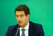 Alvo de investigações, Ricardo Salles pede demissão e deixa governo | Foto: Marcelo Camargo I Agência Brasil