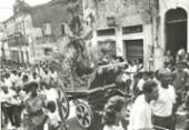 Perfil de Santos Titara é prévia de especial sobre o 2 de Julho   Foto: Geraldo Ataíde   Arquivo A TARDE   02.07.1991