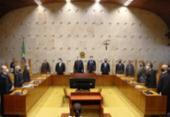 Veja quem são os próximos ministros do STF a se aposentar | Foto: Nelson Jr.| SCO | STF