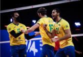 Já classificado, Brasil perde para Rússia na Liga das Nações de vôlei | Foto: