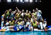 Seleção feminina de vôlei se garante na semifinal da Liga das Nações | Foto: