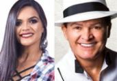 Jeanne Lima lança parceria junina com Alcymar Monteiro   Divulgação