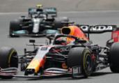 Verstappen passa Hamilton no fim e vence o GP da França | CHRISTOPHE SIMON | AFP