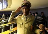 Sargento Isidório diz que vai caçar Lázaro Barbosa | Reprodução | Redes Sociais