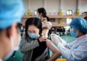 China ultrapassa 1 bilhão de doses de vacinas aplicadas | STR | AFP
