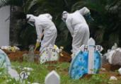 Brasil se aproxima das 500 mil mortes por Covid-19 | Rafael Martins | Ag: A TARDE | 22.4.2020