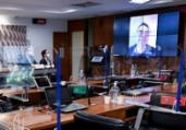 CPI da Covid: médicos defendem 'tratamento precoce' | Jefferson Rudy I Agência Brasil
